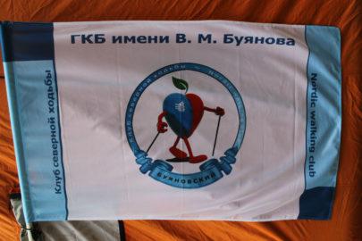Буяновский - флаг